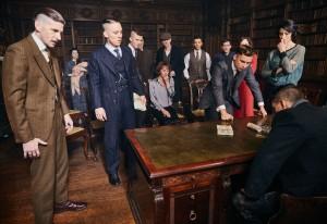 Shelby Family Meeting, Peaky Blinders, Series 3