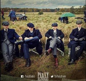 Behind the scenes, Peaky Blinders, Series 3