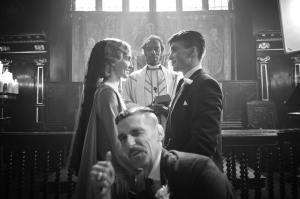 Behind the Scenes, Peaky Blinders, Series 3 (Source: Robert Viglasky)