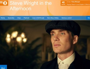 <I>Steve Wright in the Afternoon</I>