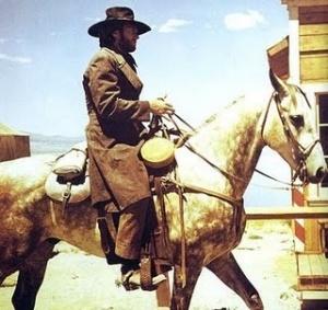 Clint Eastwood, <I>High Plains Drifter</I>